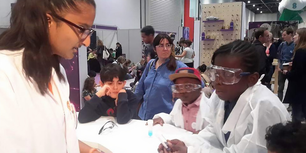 STEM Heroes Science Club