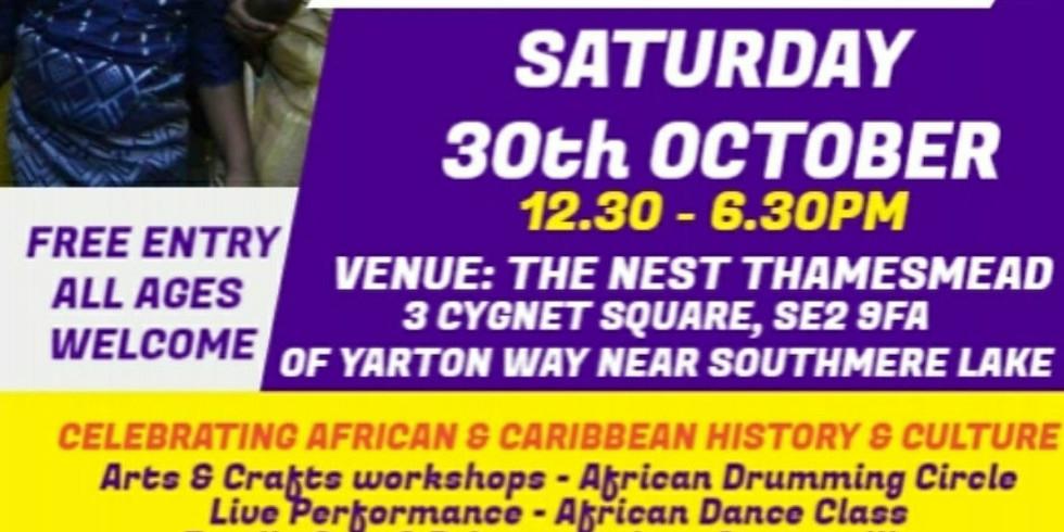 LPF Kiddies Club Black History Month Celebration
