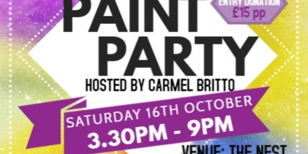 Divas Day Out Paint Party