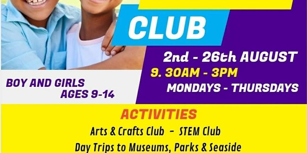 Week Three: LPF Kiddies Club Summer Club