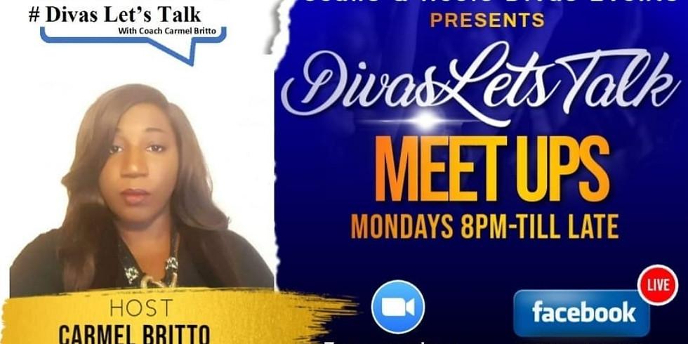 Divas Let's Talk- Black History Month