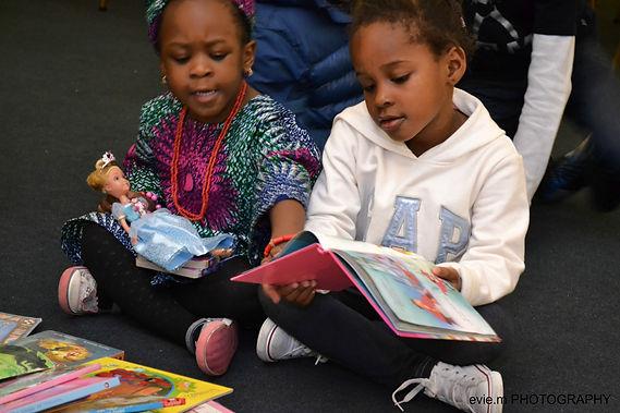 LPF Kiddies club book club