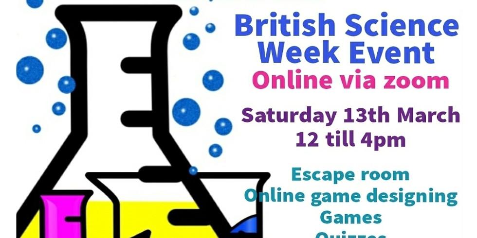 STEM Heroes Online Science Event