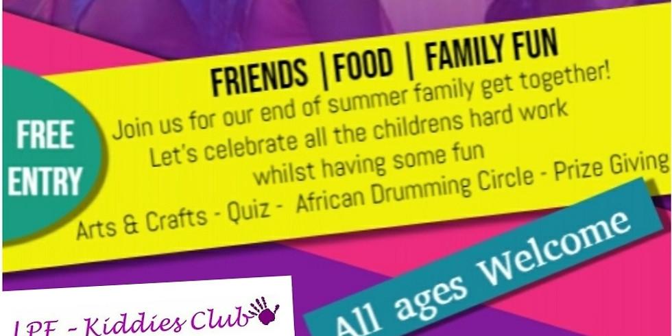LPF Kiddies Club Family Fun Day