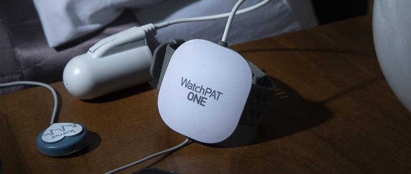 WatchPAT ONE at Home Sleep Apnea Test (HSAT) Disposable kit by Itamar Medical Lt