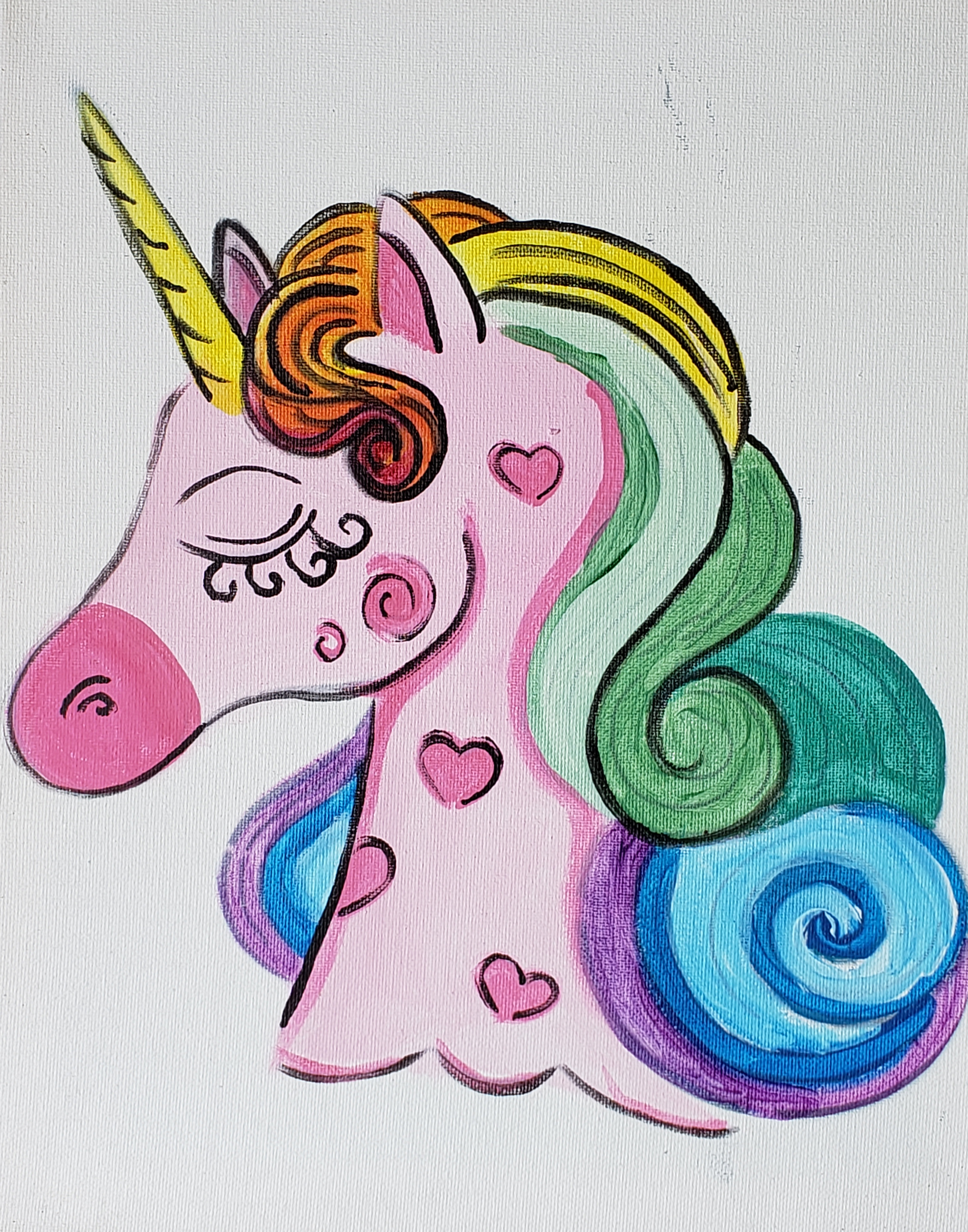 Cutie Unicorn