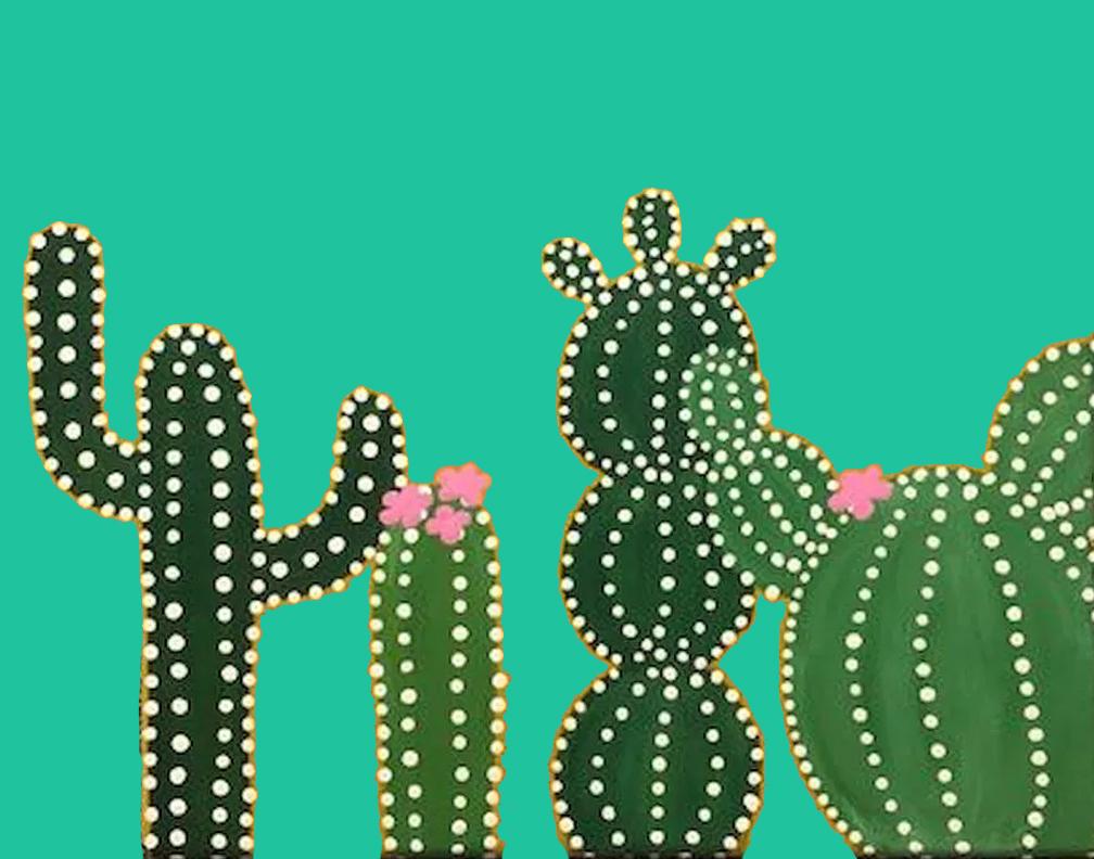 Kids Cactus