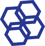 Hexagon Icon - All Blue.png