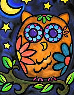 Nightime Owl