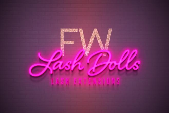 FW Lash Dolls