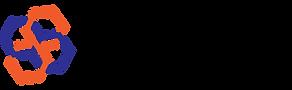 Side by Side Logo - Full Color - Black T