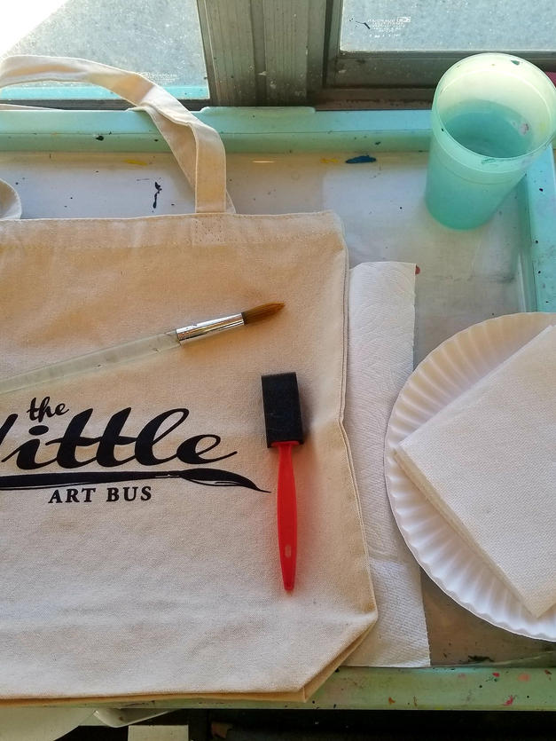 Decorate Your Own Tote Bag