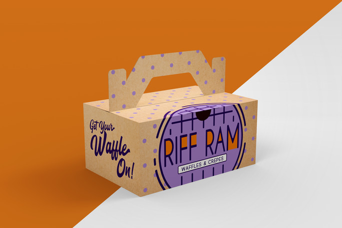 Riff Ram Waffles & Crepes