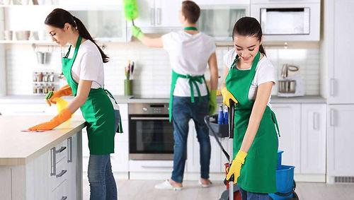 تنظيف مطابخ