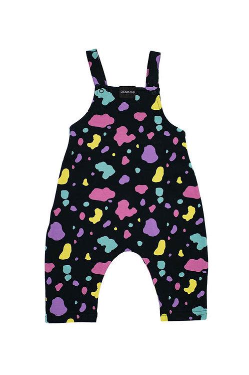 Bedrock Splat  Infants Jumpsuit