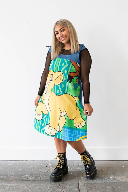 The Lion King Tie Top Dress
