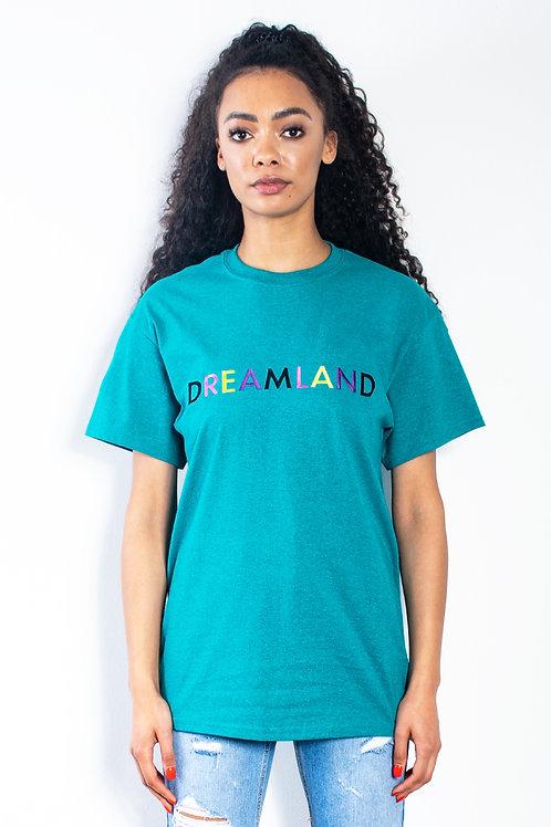 Jade Dreamland Embroidered T-shirt