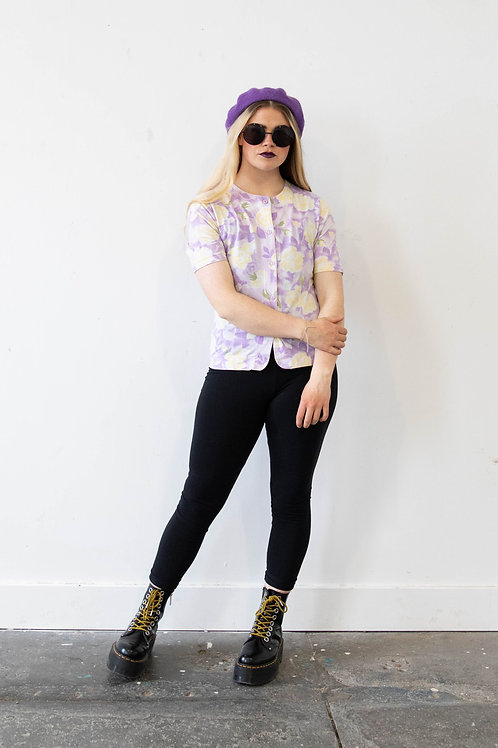 Pastel Floral Shirt