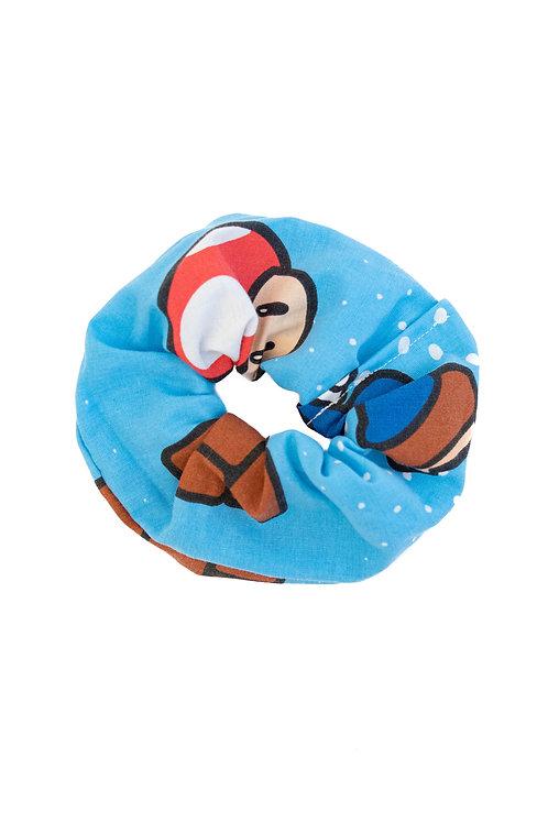 'Super Mario' Scrunchie