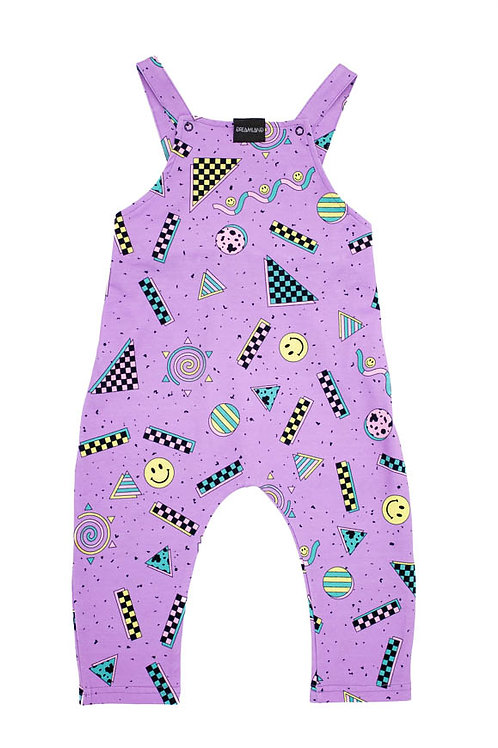Dreamland Happy Lilac Junior Jumpsuit