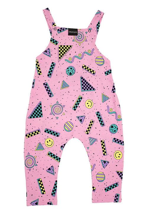Dreamland Happy Candy Pink Junior Jumpsuit