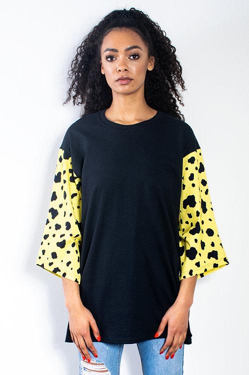 Yellow Bedrock T-shirt