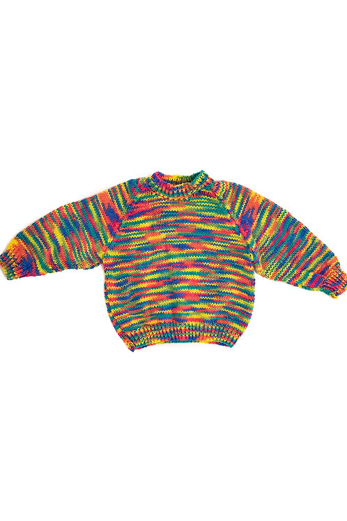 Rainbow Baby Jumper