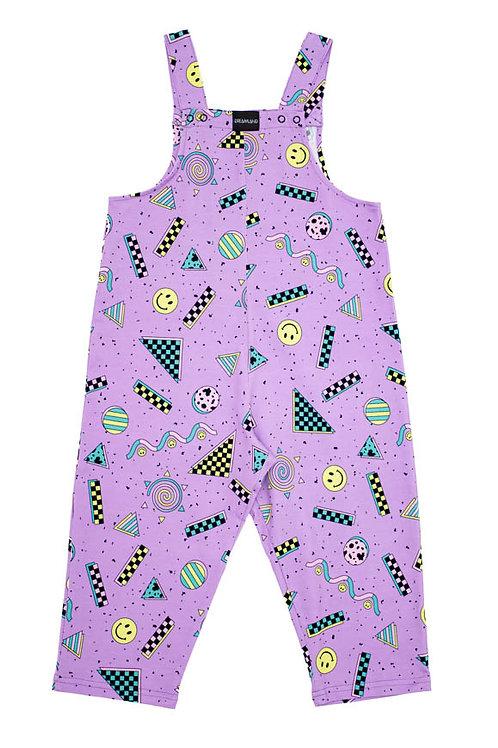 Dreamland Happy Lilac Kids Jumpsuit