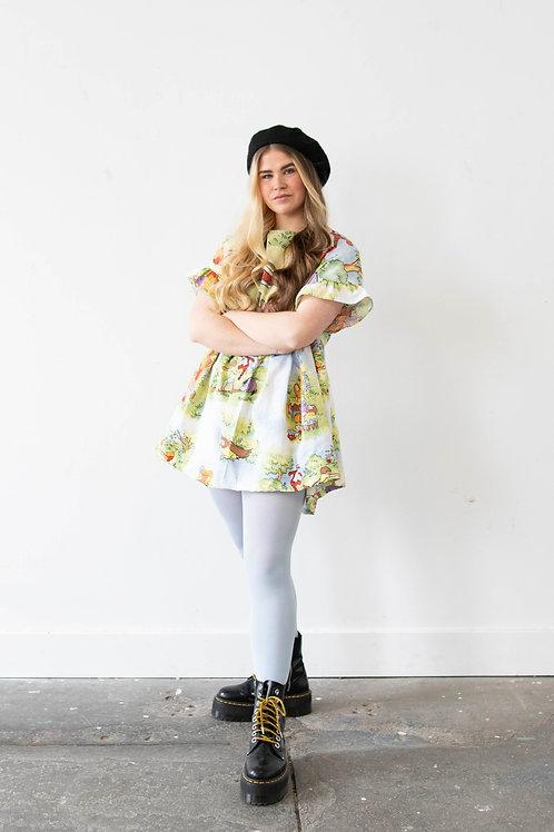 Oversized Winnie the Pooh Kelly Dress