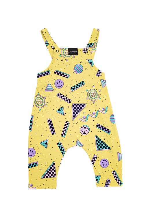 Dreamland Happy Lemon Infant Jumpsuit