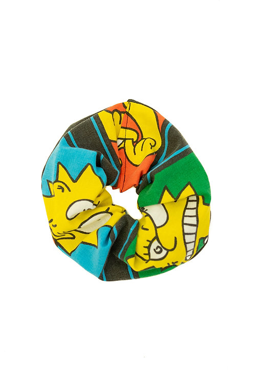 'The Simpsons' Scrunchie