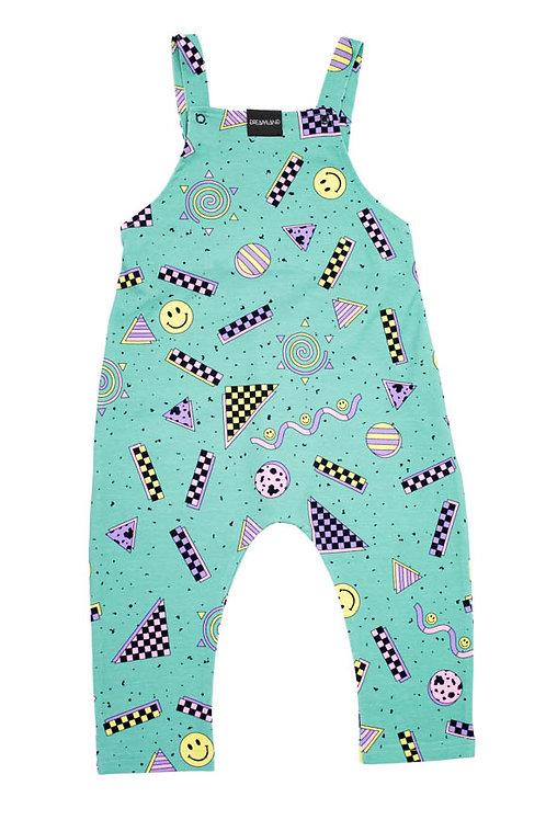 Dreamland Happy Mint Junior Jumpsuit