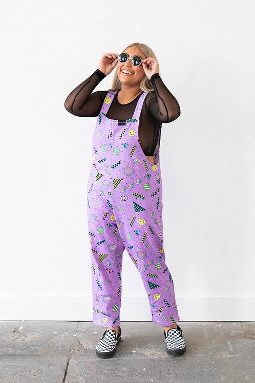 Dreamland Happy Lilac Jumpsuit