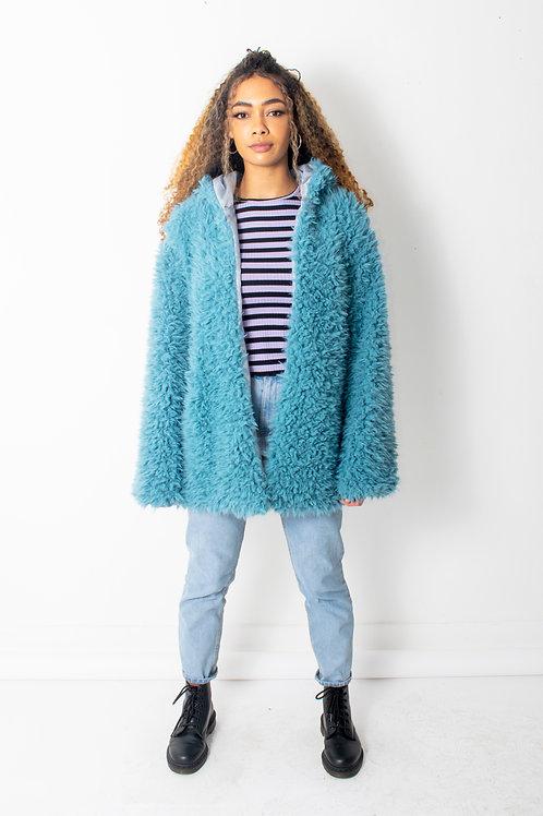 Blue Cuddle Jacket