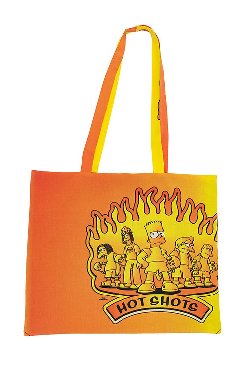 'The Simpsons' Tote Bag