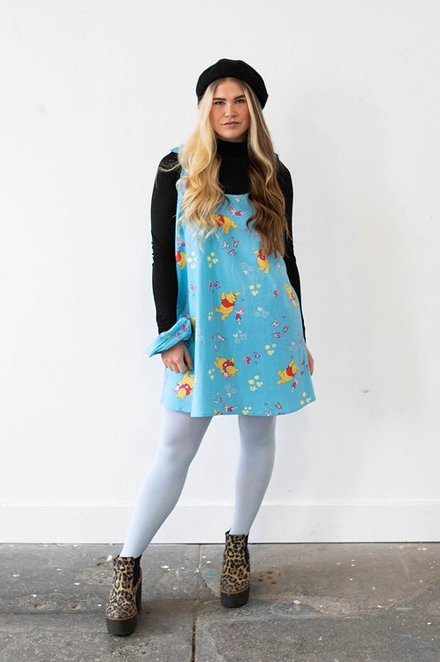 Winnie The Pooh Tie Top Dress