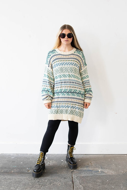 Thick Oversize Knitted Jumper