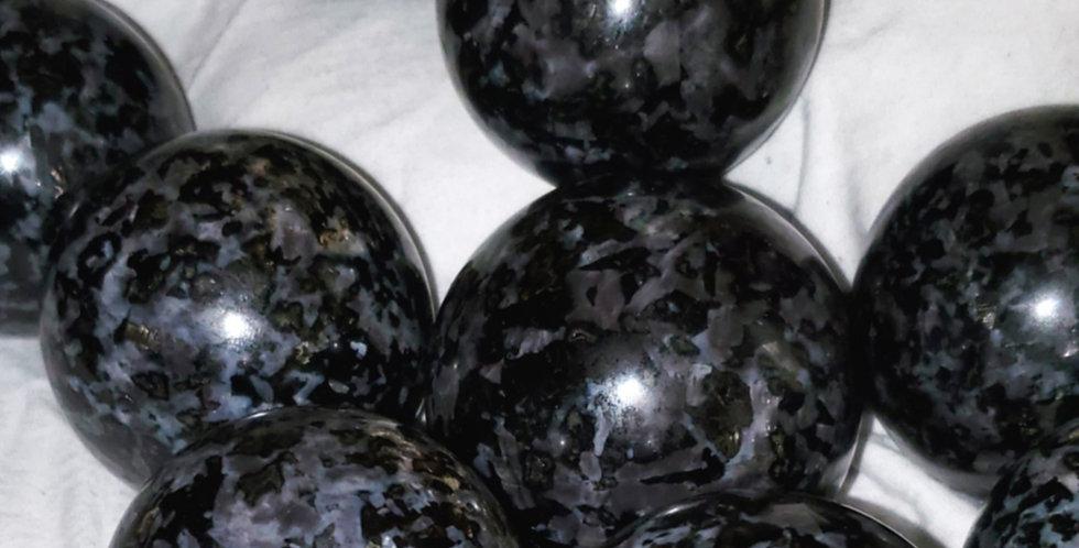 Gabbro Spheres/Merlin Stone