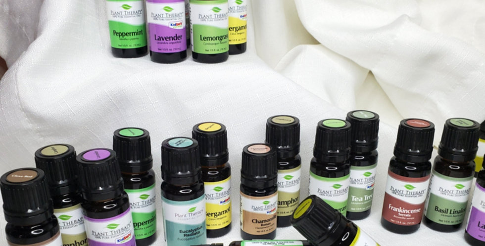 Essential Oils (Plant Therapy)