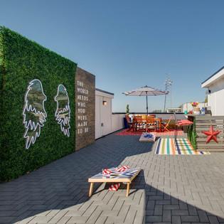 Rooftop Oasis