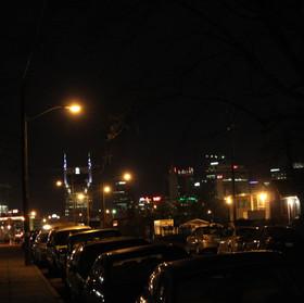 Nashville Skyline from front Porch.JPG