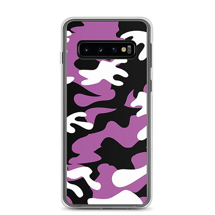 IH3 Purple Camo Samsung Case