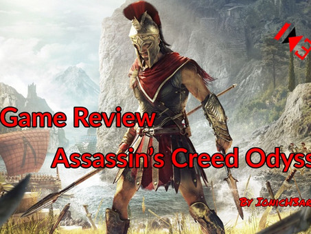 Game Review ~ Assassin's Creed Odyssey
