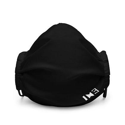 IH3 B/W Face Mask