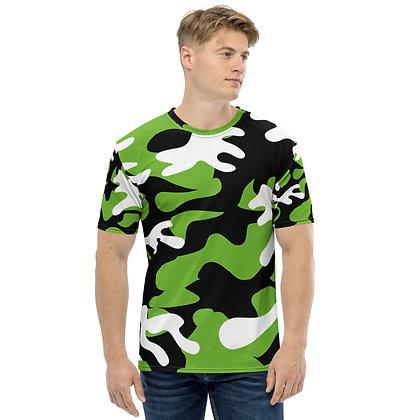 IH3 Men's Green Camo Tee