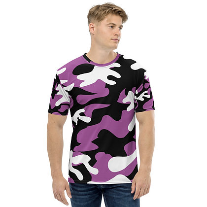 IH3 Men's Purple Camo Tee