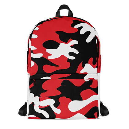 IH3 Camo Backpack