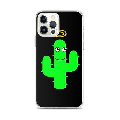 Pedro iPhone Case Black