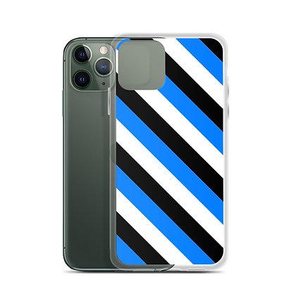 IH3 BLUE iPhone Case