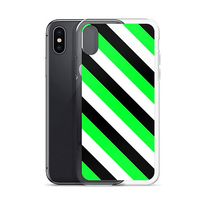 IH3 GREEN iPhone Case